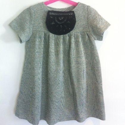 Πράσινο φόρεμα Vintage, 24.20 ευρώ