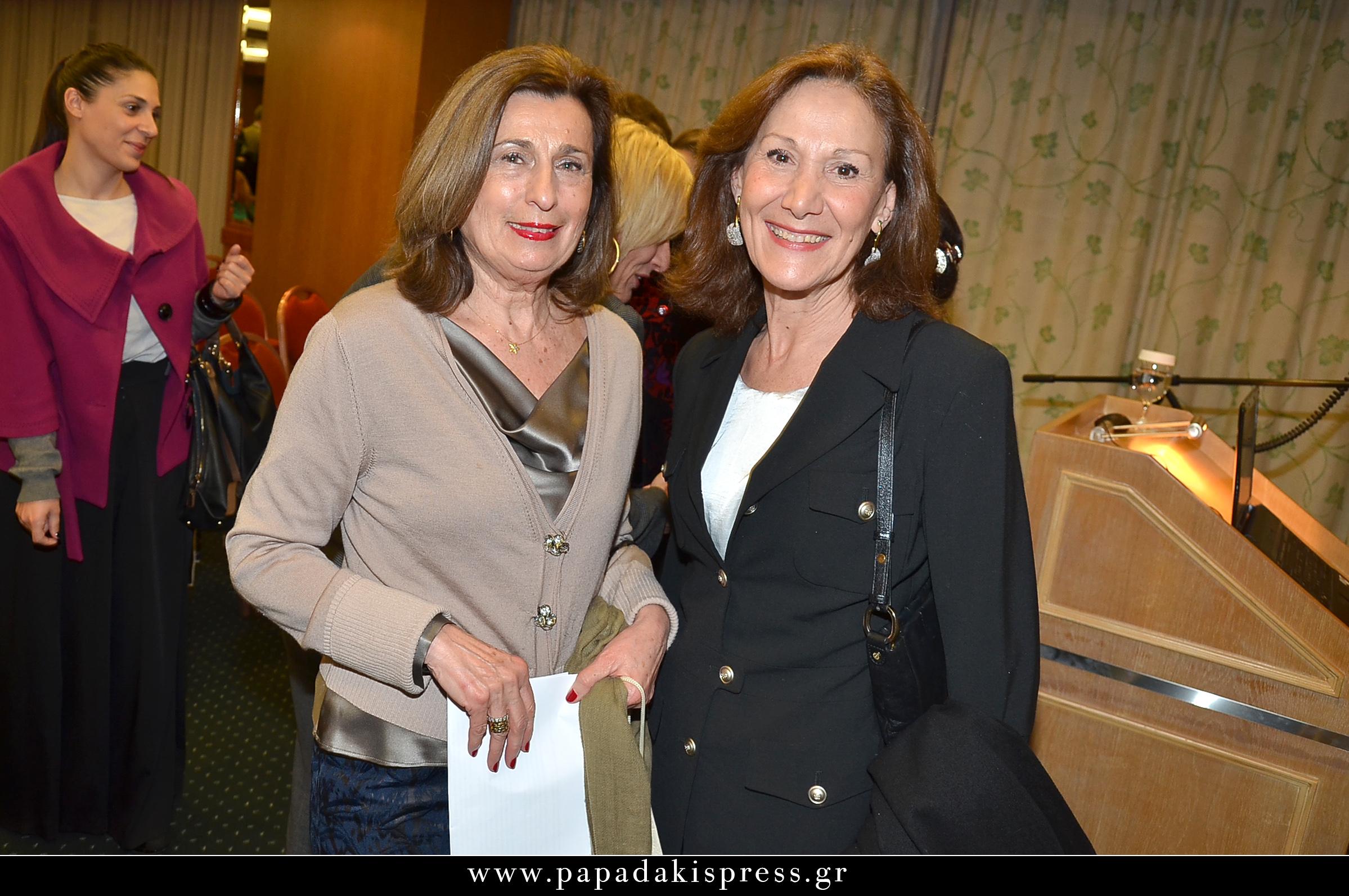 Μαίρη Μπόλα, Μαρκέλα Μαυριδόγλου