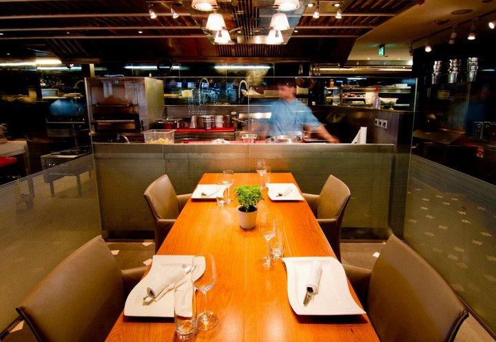 Το τραπέζι του chef...