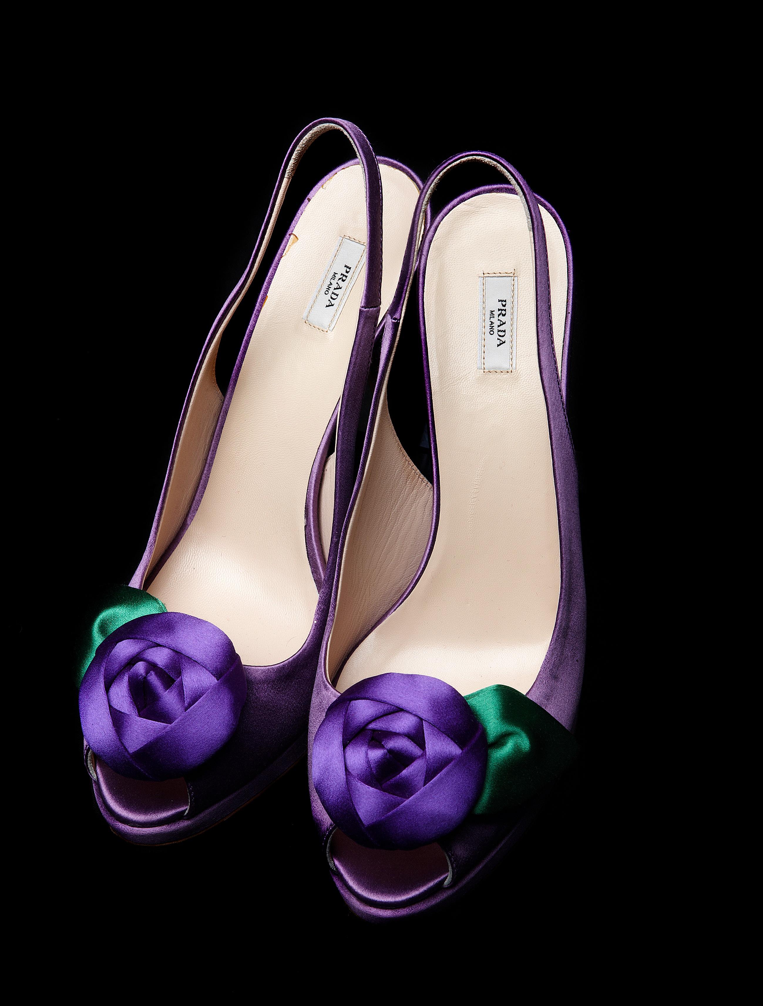 Prada sandals, 280 ευρώ