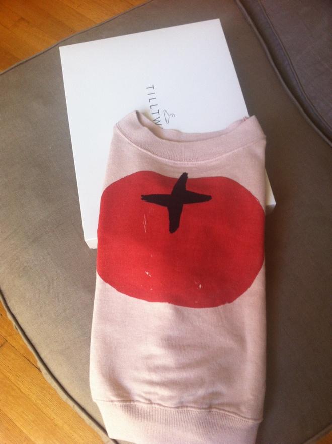Και το Boho Choses πουλόβερ της...