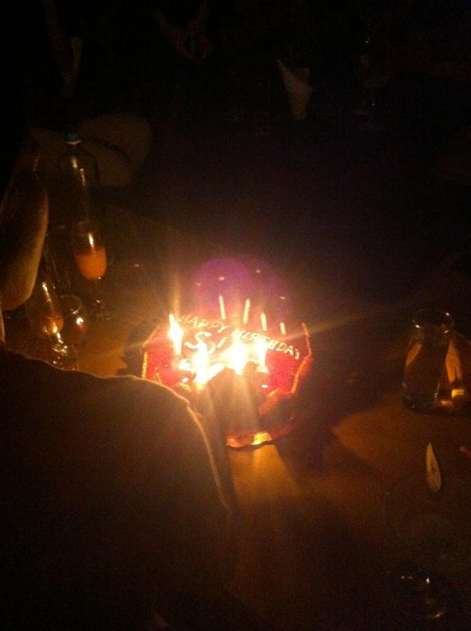 Happy birthday Sia!