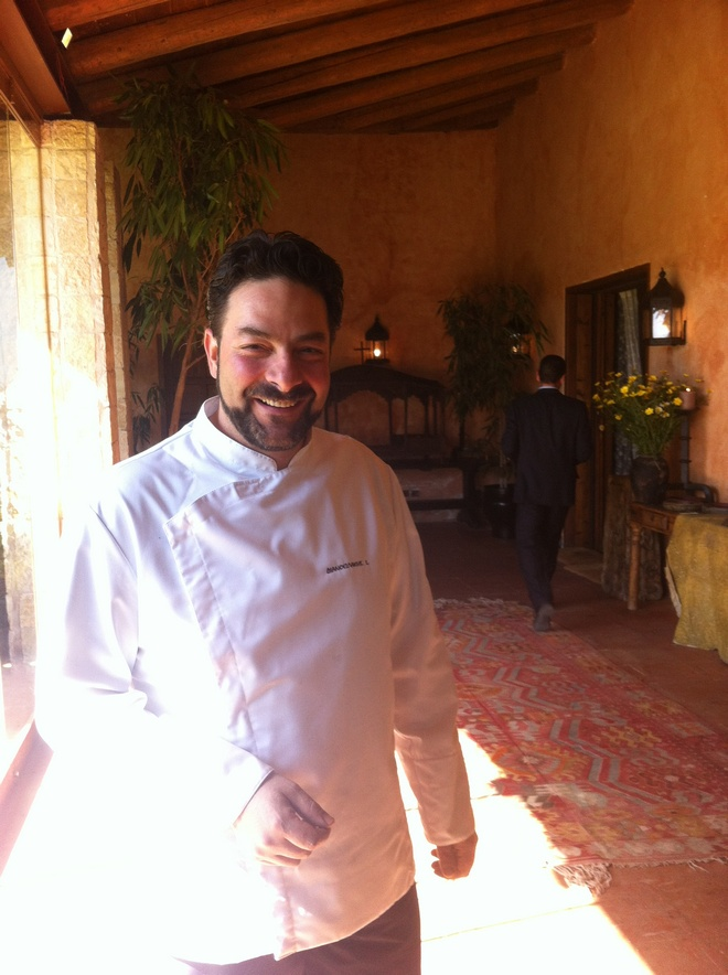 O star chef του Μουσείου, Γιάννης Διανοπλάκης