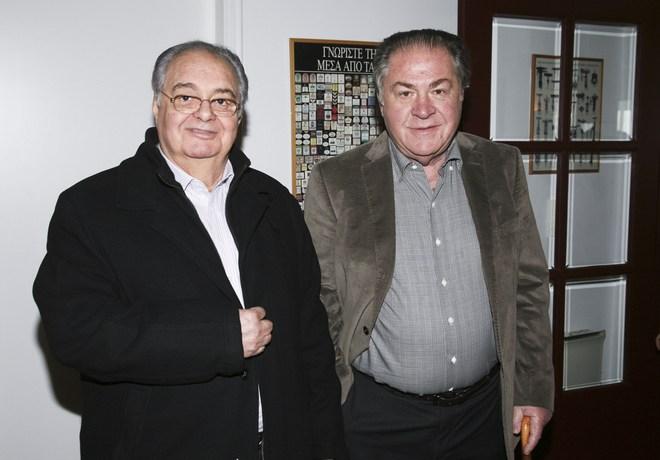 Γιώργος Διαμαντόπουλος, Δημήτρης Παπαπολίτης