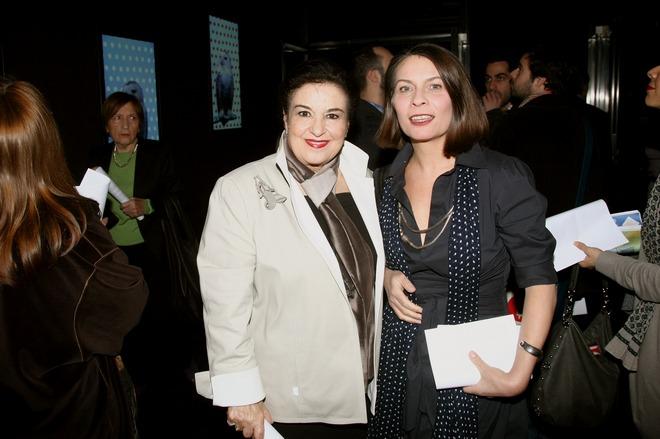 Μαρίνα Λαμπράκη-Πλάκα, Christine Longuepee