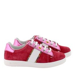 Αν θέλετε οπωσδήποτε να είναι τα παπούτσια κόκκινα, ας είναι sneakers και ας είναι του Paul Smith, 108 ευρω