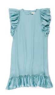 Ολομέταξο φόρεμα της Stella McCartney, από 150 ευρώ, 75 ευρώ...