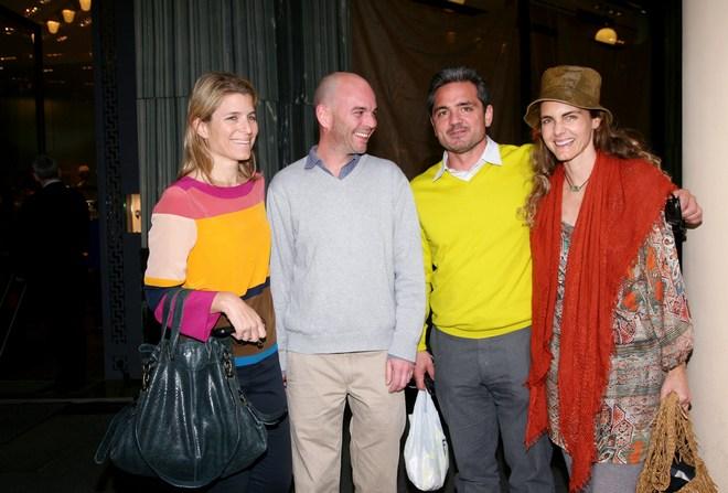 Στεφανία Φλέγγα, Φίλιππος Φωτιάδης,Αλέξανδρος Κοσβογιάννης, Αλεξία Κατσίγερα