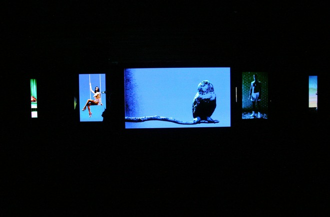 Åãêáßíéá Ýêèåóçò ROBERT WILSON / VIDEO PORTRAITS óôç ÓÔÅÃÇ ÃÑÁÌÌÁÔÙÍ Ê ÔÅ×ÍÙÍ ÉÄÑÕÌÁÔÏÓ ÙÍÁÓÇ
