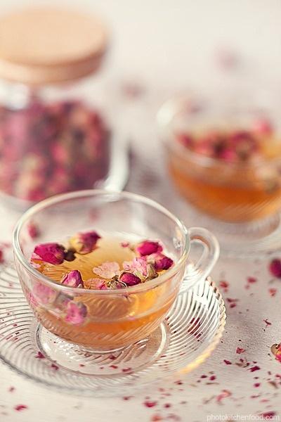 Rose Tea...