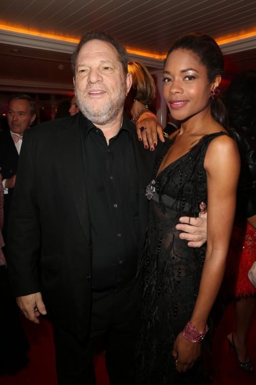 Harvey Weinstein, Naomi Harris