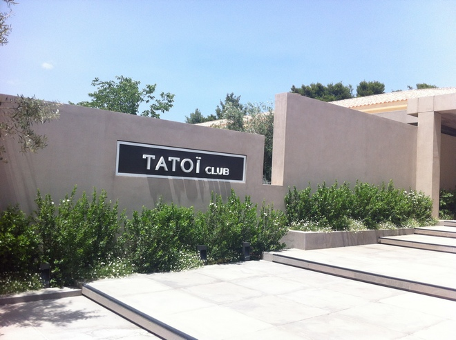 TATOI CLUB