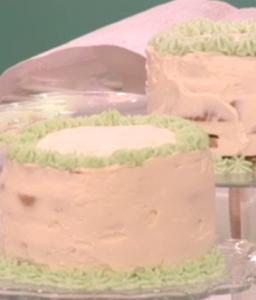 Η απίθανη τούρτα αγγούρι από το blog της Άννας Μαρίας Μπαρού! Δοκιμάστε τη...