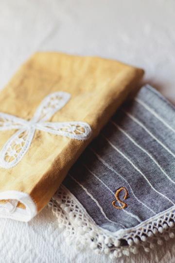 Όμορφες πετσέτες για την οικοδέσποινα...