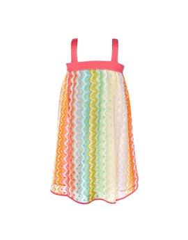 Multi color zig zag A-line dress, από 203 ευρώ, 81,20