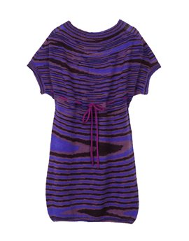 Girls short sleeve dress striped wool drees, από 250 ευρώ, 103,60 ευρώ