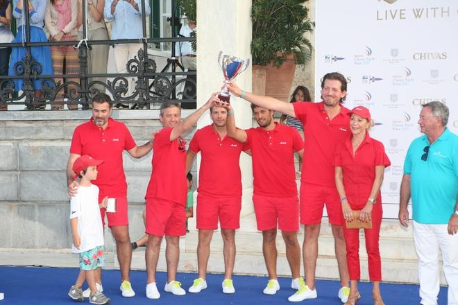 Το Isabella, με κυβερνήτες τους Γ. Κόβα & Κ. Κλεισούρα κέρδισε την 1η θέση στην κατηγορία του