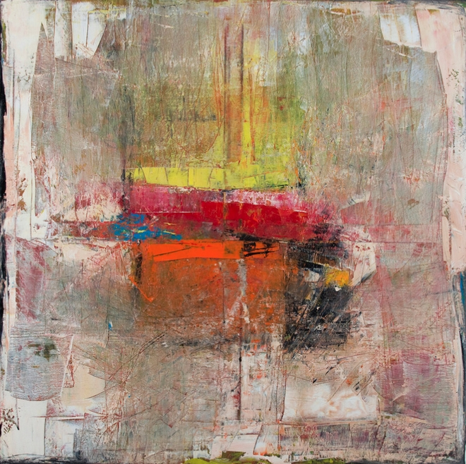 Sofia Housou: Abstract in colour
