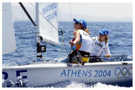"""Η δύο φορές Χρυσή Ολυμπιονίκης, Σοφία Μπεκατόρου, θα λάβει μέρος στους αγώνες με το πλήρωμα της """"Αφροέσσας"""""""