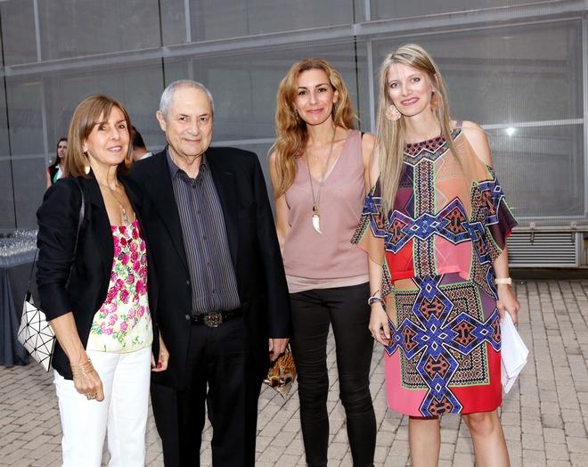 Λιέττα και Δάκης Ιωάννου, Μαρία Ιωάννου-Καλημέρη, Αλεξία Αντσακλή