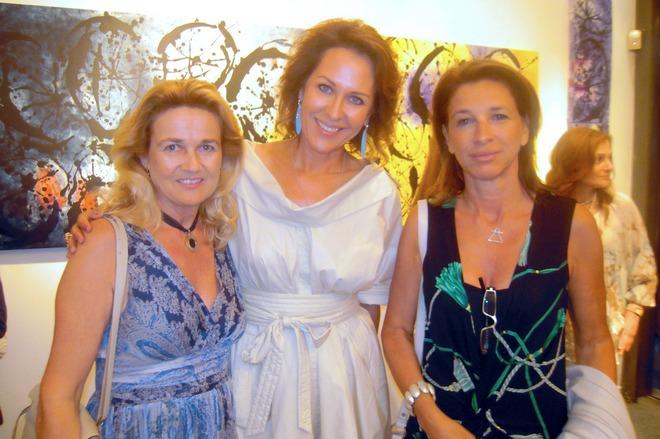 Καθλίν Μακροπούλου, Κατερίνα Γιαβρίδη, Νικόλ Κυριακοπούλου