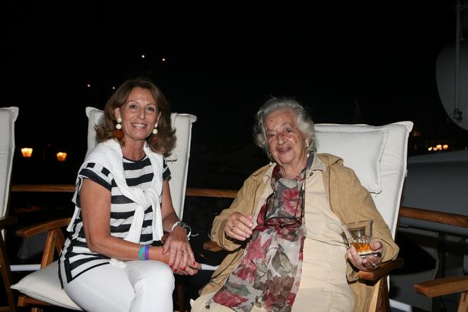 Άννα Ανδρεάδη, Ναταλία Μελά