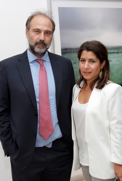 Χάρης και Γιασμίν Οικονομοπούλου