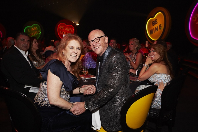 Duchess of York, John Caudwell