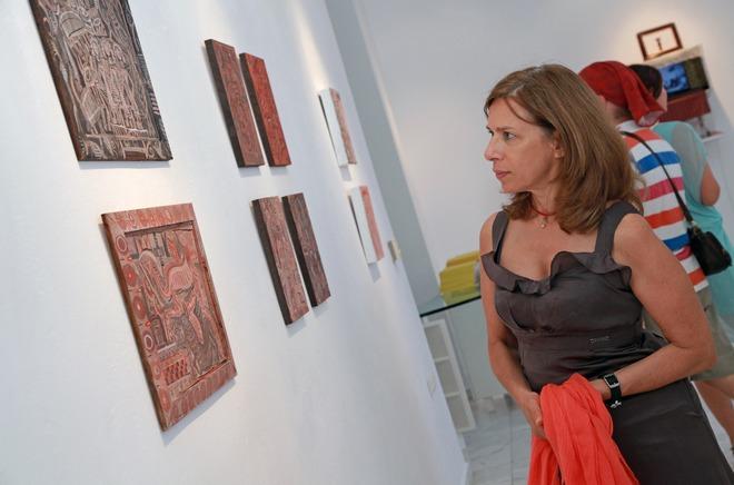 Η διευθύντρια του Βυζαντινού & Χριστιανικού Μουσείου, Αναστασία Λαζαρίδου