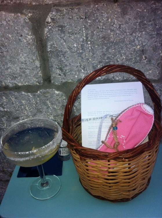 Καθόλη την διάρκεια των γαμήλιων εορτασμών, το πρόγραμμα ήταν μονίμως στο καλάθι μου...