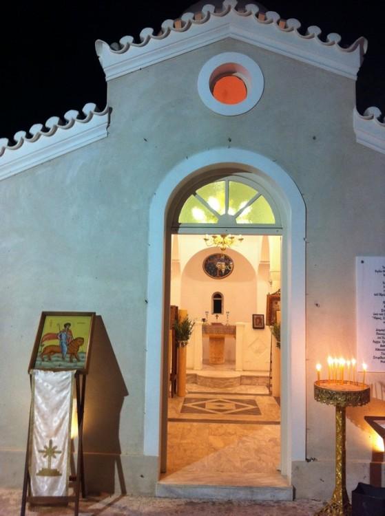 Άγιος Μάμας, η ομορφότερη εκκλησία του κόσμου...