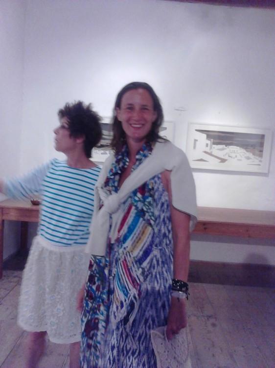Peggy Siegal, Όλγα Γερουλάνου