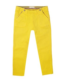 Stella McCartney bright yellow cotton Jeans, 35 euro