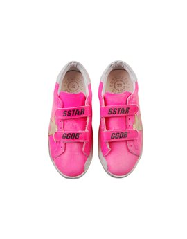 Golden Goose Deluxe Brand Fluo Pink