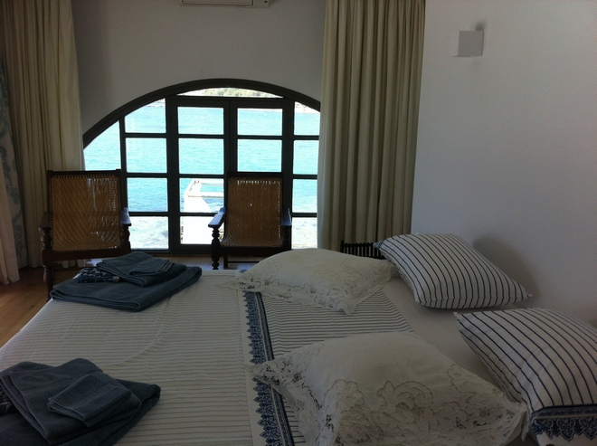 Το υπνοδωμάτιο της Βίκυς...