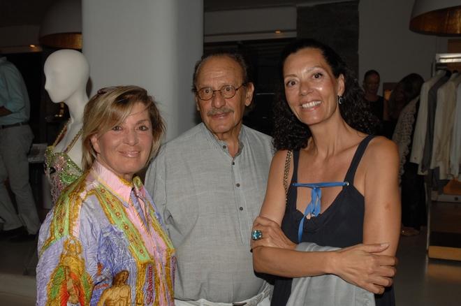 Έρη Κάκκαβα, Γιάννης και Βάνα Δελούδη