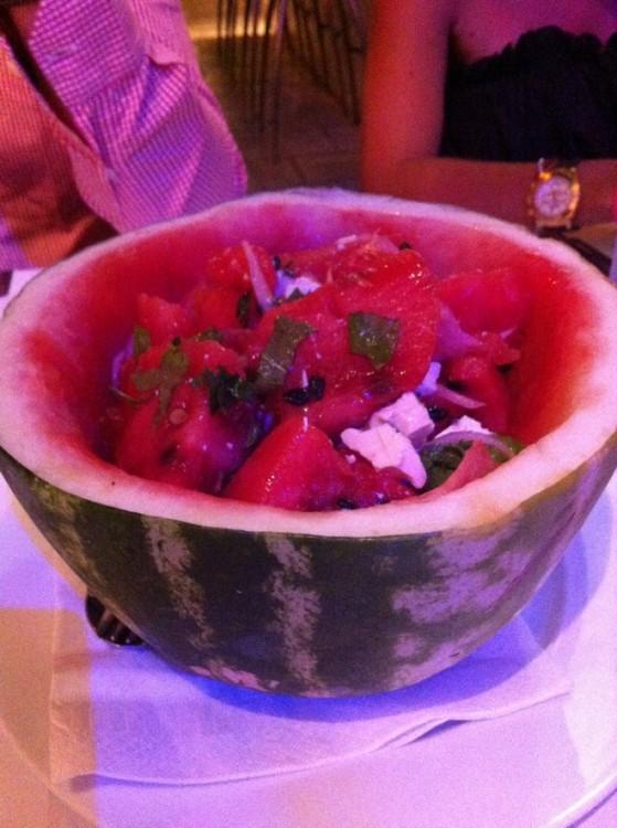 kouzina karpouzi salad