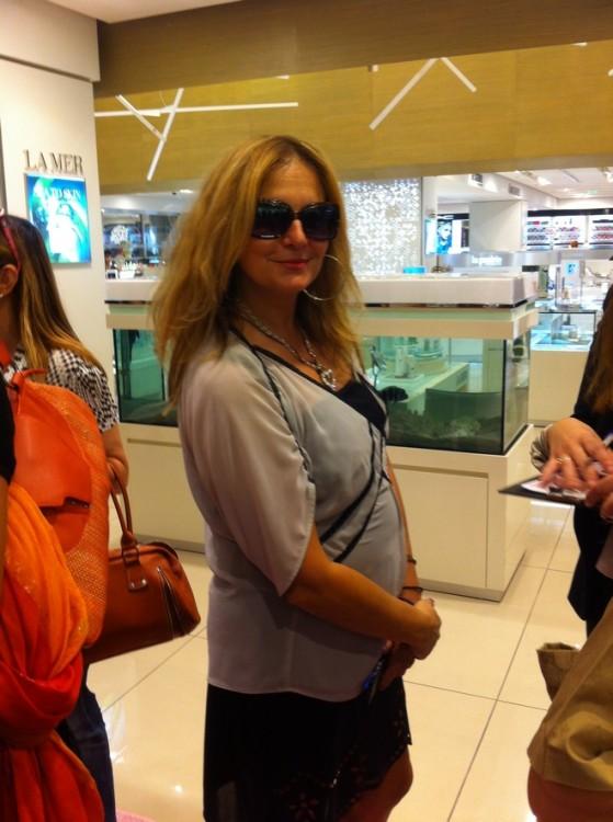 Η star beauty editor & blogger, Τζούλια Κυριλή του beautyblog.gr
