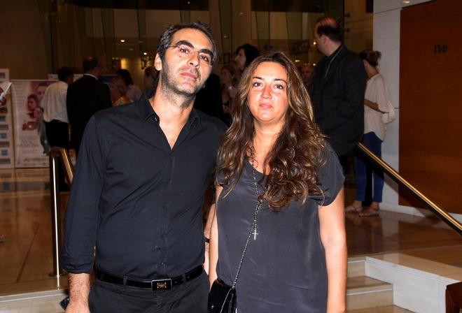 Δημήτρης και Χριστίνα Κοντοπούλου