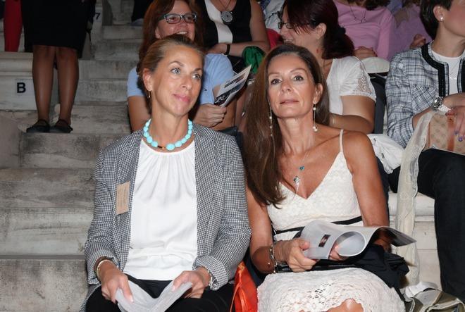 Μαριλένα Μηναϊδη, Μαρία Σγουμποπούλου