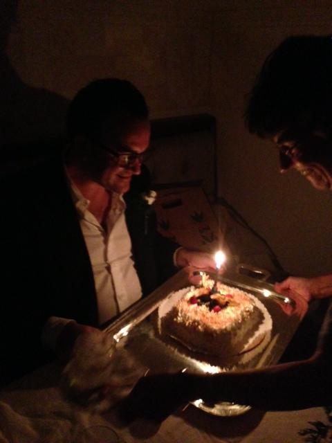 Happy birthday Enrico!
