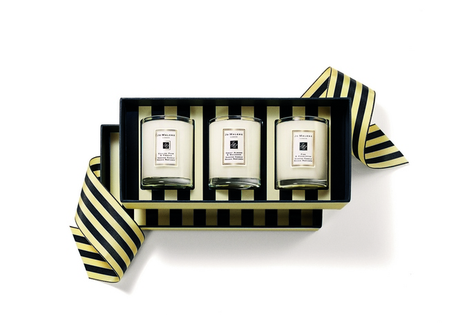 Travel Candle Collection...