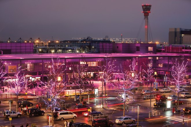 Heathrow Airport Terminal 3