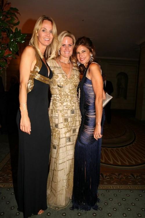 Lise Evans, Ashley McDermott, Καλλιόπη Καρέλλα