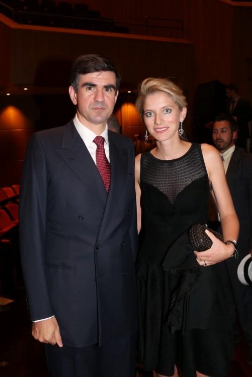 Νίκος και Αλεξία Βαρδινογιάννη