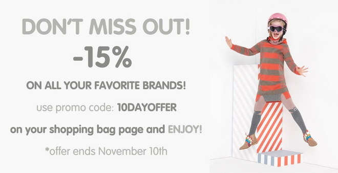 10 day offer 10 nov