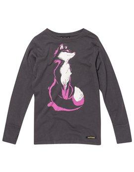 Girls Coal Fox T-Shirt