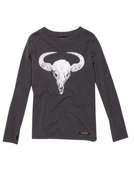 Boys Coal Skull T-Shirt