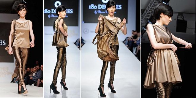 H τσάντα-φόρεμα...