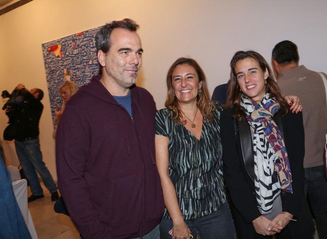 Ντένης Ηλιάδης, Δάφνη Ζουμπουλάκη, Αλίκη Μαρτίνου